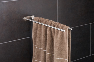 Towel rail double HS12-420RD  by  PHOS