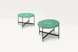 Heron side table  by  Paola Lenti
