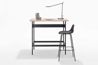 STUDIO High table system  by  Bene
