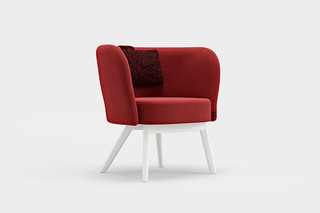 NC Nordic Care - Humlan easy chair  by  Kinnarps