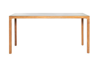 Illum teak bar table  by  Tribù