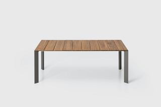 Nori slatted Table  by  Kristalia