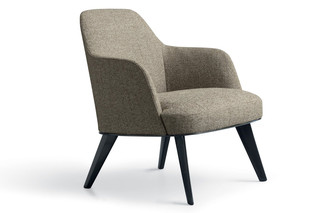 Jane armchair  by  Poliform
