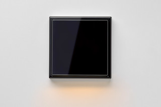 LS 990 LED Wall Luminaire black  by  JUNG