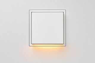 LS Zero LED Wall Luminaire white  by  JUNG