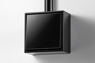 LS CUBE switch black  by  JUNG