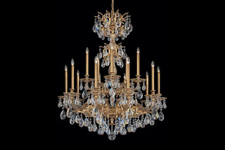 MILANO chandelier  by  Swarovski Lighting