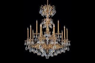 MILANO Kronleuchter  von  Swarovski Lighting