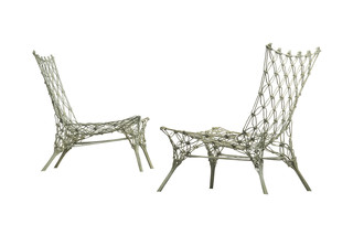 KNOTTED CHAIR  by  Cappellini