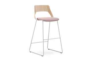Embrace bar stool  by  Kinnarps