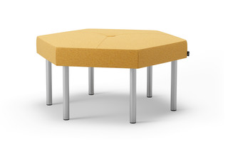 Trixagon stool  by  Kinnarps