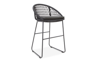 KUTA counter chair  by  Niehoff Garden