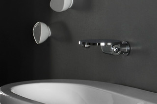 Kartell by Laufen wall mixer  by  Laufen