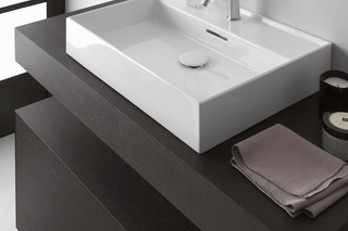 Kartell by Laufen countertop washbasin  by  Laufen