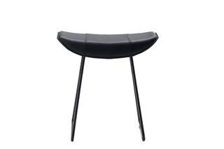 Kya stool seat with wire frame  by  Freifrau