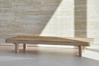 LAVERI BENCH  by  Woodnotes