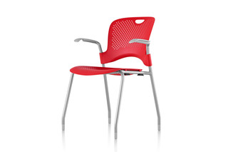 Caper Stacking Chair  von  Herman Miller