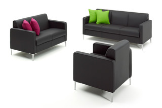 Oasis Seating  by  Herman Miller