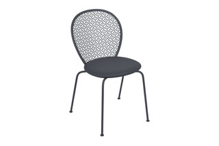 Lorette padded chair  by  Fermob