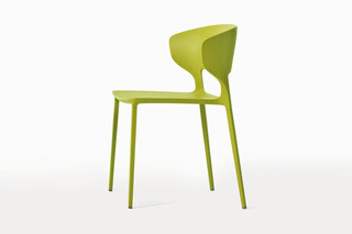 Koki chair  by  Desalto