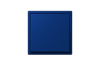 LS 990 in Les Couleurs® Le Corbusier Switch in The profound ultramarine blue  by  JUNG