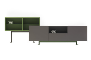 LUXOR cabinet  by  Cappellini