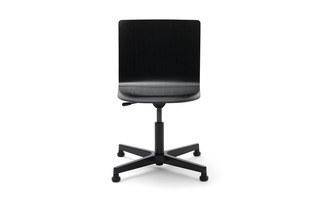 Glyph chair four-star swivel base  by  L&Z