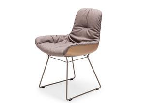 Leya armchair low with wire frame  by  Freifrau