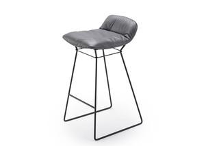 Leya counter stool low  by  Freifrau