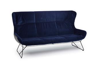 Leya Wingback Couch  by  Freifrau