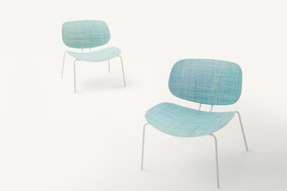 Lido armchair  by  Paola Lenti