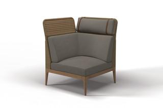 Lima Eck- / Endeinheit  von  Gloster Furniture