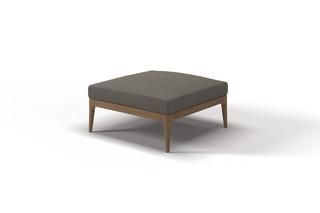 Lima Ottoman  von  Gloster Furniture