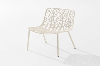 Forest lounge chair  by  Fast