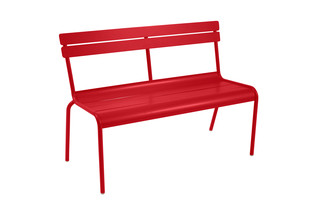 Luxembourg 2/3 seater bench  by  Fermob