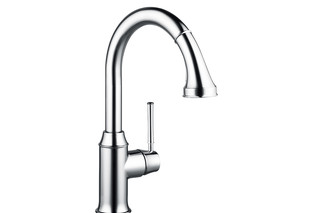 M53 M5316-H210/H240 single lever kitchen mixer 210/240 with pull-out spray  by  Hansgrohe