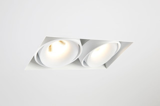 Mini multiple trimless  by  Modular Lighting Instruments