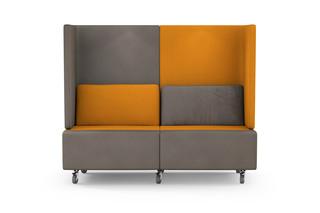 ML Max sofa  by  modul21