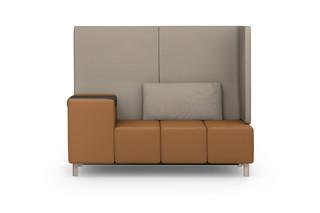 MLQ max Sofa mit Ablagetisch  von  modul21