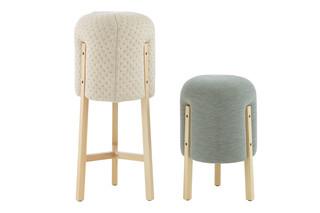 MOULT stool  by  ligne roset