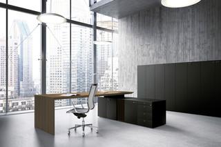 Multipliceo working desk system  by  Fantoni
