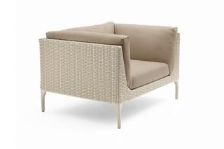 MU lounge chair  by  DEDON
