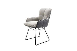 Marla armchair low with wire frame  by  Freifrau