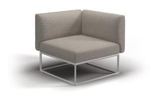 Maya Eck Modul  von  Gloster Furniture