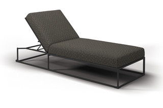 Maya Lounger  by  Gloster Furniture