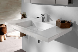 Metric Art vanity washbasin  by  Villeroy&Boch Bath&Wellness
