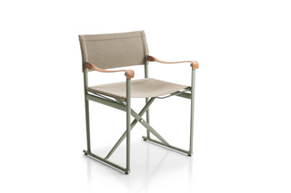 MIRTO Outdoor director's chair  von  B&B Italia