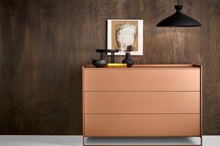 Lean Box Metallic  von  Möller Design