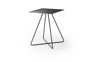 Steely quadratisch  von  Möller Design