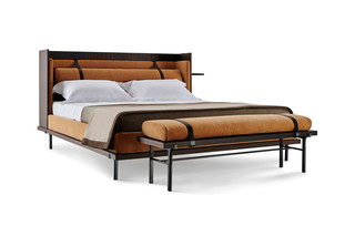 Twelve A.M. bed  by  Molteni&C